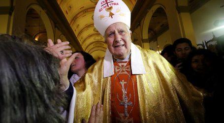 Obispo Alejandro Goic se recupera de afección cardíaca