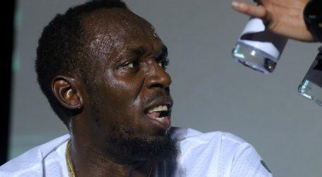 Usain Bolt y su pareja se transformaron en padres de una niña