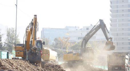 Viernes y sábado se realizarán desvíos de tránsito en Vespucio Norte por obras