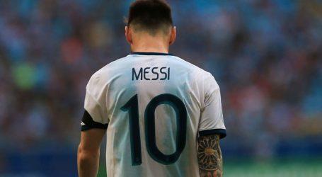"Lionel Messi: ""Estoy ansioso de volver a competir"""
