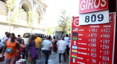 El precio del dólar operó la laza pero finalizó la semana cayendo 20 pesos