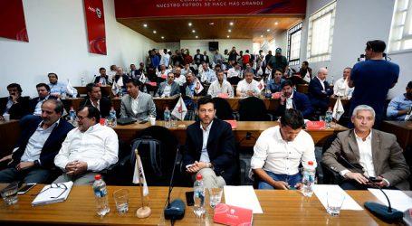 Kaplún descartó opción de hacer un Consejo Extraordinario en la ANFP