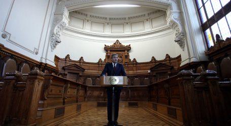 Corte Suprema dispuso medidas de austeridad por rebaja presupuestaria