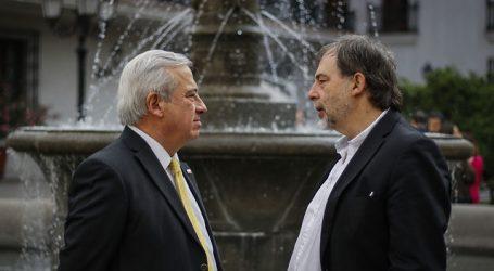 """Girardi a Mañalich: """"El ánimo de la oposición es de colaboracion constructiva"""""""