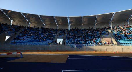 Internarán a pacientes COVID-19 en el Estadio Tierra de Campeones