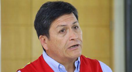 Ministerio de Agricultura aceptó renuncia del Director de CONAF