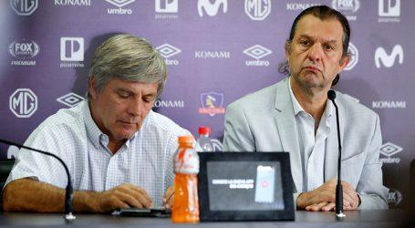 Blanco y Negro decidió retomar las negociaciones con el plantel de Colo Colo