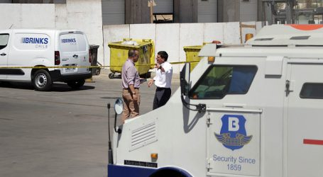 """Detienen a seis personas involucradas en el """"robo del siglo"""" en el Aeropuerto"""