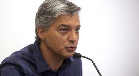 Sebastián Moreno oficializó su renuncia a la presidencia de la ANFP