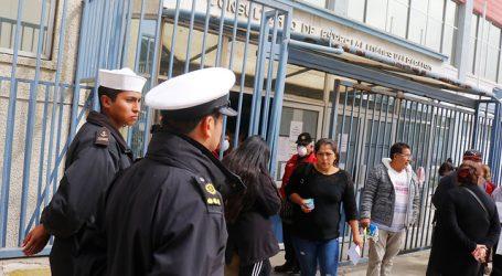 Embarazada perdió a su hijo tras ser herida a bala en Valparaíso
