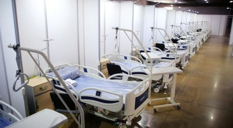 Espacio Riesco comenzará a albergar pacientes asintomáticos desde esta semana