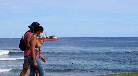 Armada emitió aviso especial de marejadas anormales para Rapa Nui