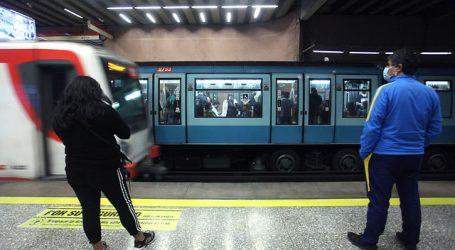 Transporte público operará normalmente durante cuarentena en el Gran Santiago