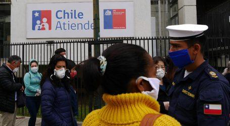 ChileAtiende refuerza llamado a preferir trámites en línea en medio de pandemia