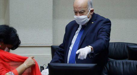 """Insulza: """"Decreto entregaba atribuciones que son reservadas a las policías"""""""