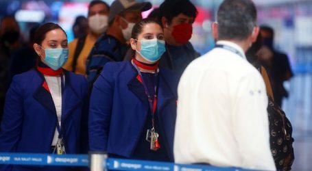 LATAM anunció uso obligatorio de mascarillas en todos sus vuelos