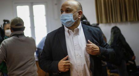 Diputado Castro criticó baja cantidad de muestras procesadas al día en O'Higgins