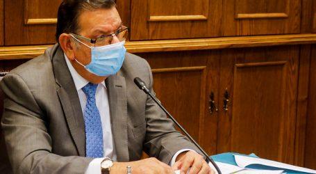 Senador Rabindranath Quinteros dio negativo a segundo test de coronavirus