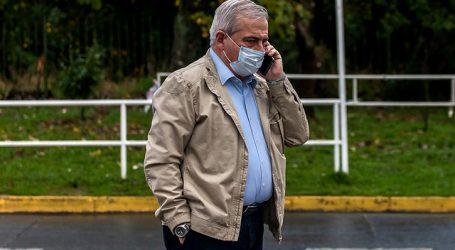 COVID-19:Mañalich visita a pacientes contagiados en situación de calle en Osorno