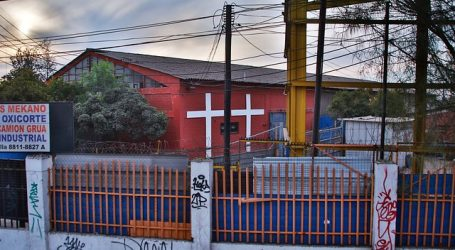 Seremi de Salud clausuró galpón donde se realizó fiesta clandestina en Maipú