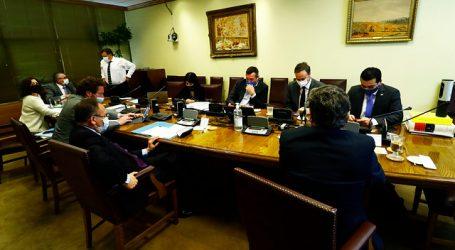 Comisión de Hacienda despacha ingreso de emergencia sin acuerdo por monto