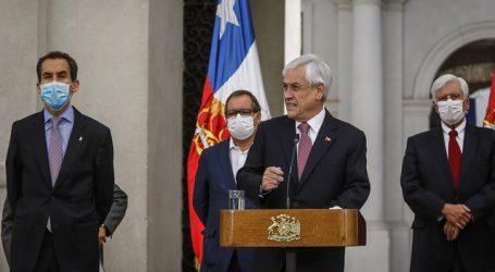 Piñera habló con Trump para que Chile sea considerado cuando haya vacuna