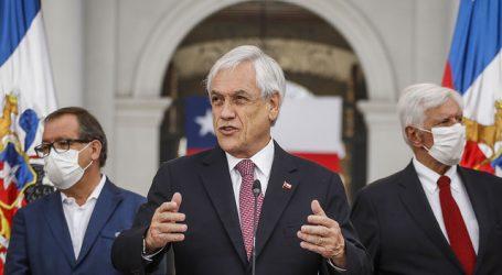 Encuesta Criteria: Aprobación del Presidente Sebastián Piñera subió a un 23%