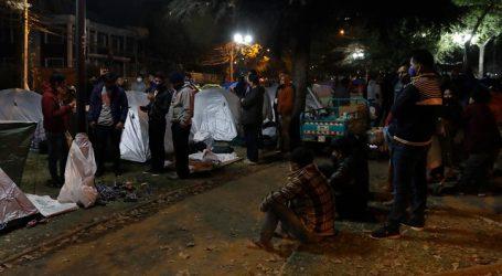 122 bolivianos realizaron cuarentena en Vitacura antes regresar a su país