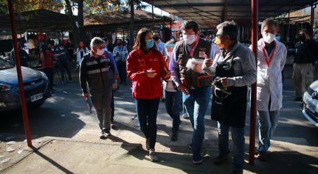 Seremi de Salud RM realizó balance de fiscalizaciones por COVID-19