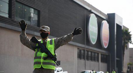 COVID-19: Gobierno prolonga cuarentena en seis comunas por 7 días más