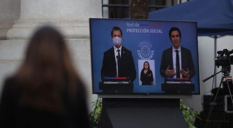 """Ministro Palacios: """"La cadena de abastecimiento está sana y garantizada"""""""