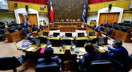 Diputados PS emplazaron a senadores por proyecto que limita reelección