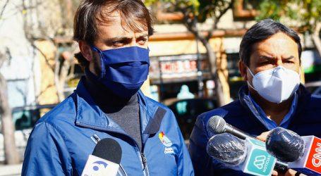 Alcaldes de la Región de Valparaíso pidieron decretar cuarentena regional