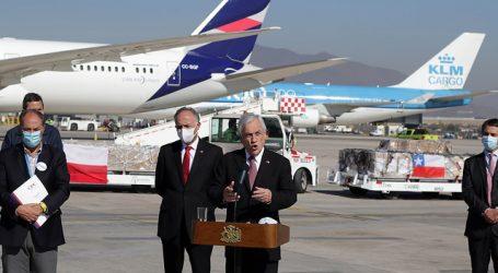 "Presidente Piñera: ""Veo a algunos que denuncian, pero contribuyen poco"""
