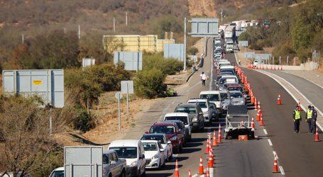 """Lagos Weber: """"Se requieren cuarentenas ahora para la región de Valparaíso"""""""
