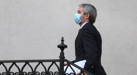 Ministro Blumel condenó ataque a carabinero baleado en Cerrillos
