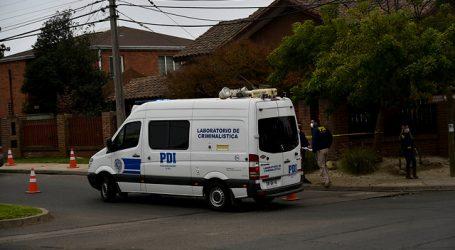 PDI identificó a presunto autor de homicidio en la comuna de Concón