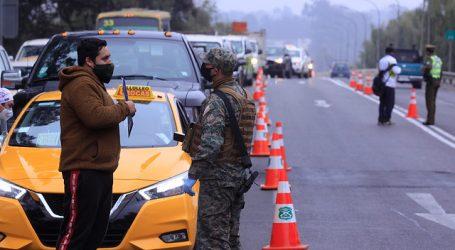 Autoridades insisten en pedir cuarentena total en la Región de Valparaíso