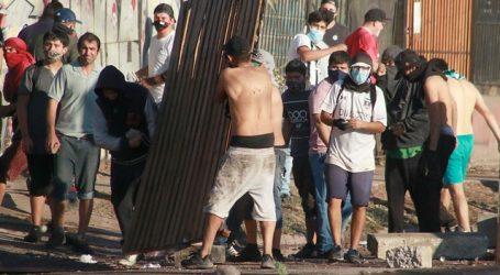 Gobierno se querelló contra 15 personas tras incidentes en El Bosque