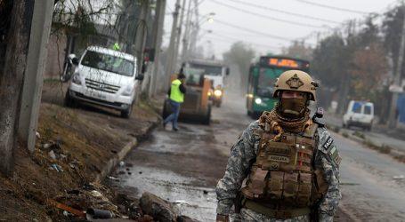 """Diputados UDI piden """"mayor intervención"""" de FFAA en poblaciones por narcotráfico"""