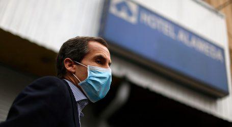 Alcalde pide prisión preventiva a detenidos por fiesta clandestina en Santiago