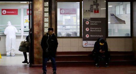 """Nuevo """"colapso"""" se reporta en el Hospital San José y otros recintos de RM"""