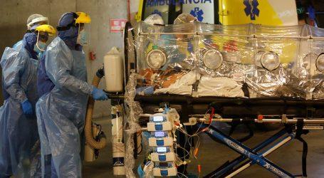 Gobierno reportó nuevo récord de contagiados y fallecidos por COVID-19