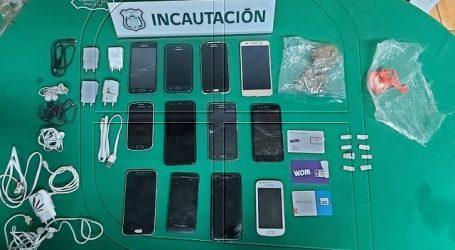 Intentan ingresar droga a penal de Copiapó en durmientes de madera