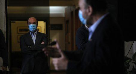 Ministro Alfredo Moreno anunció que realizará cuarentena preventiva
