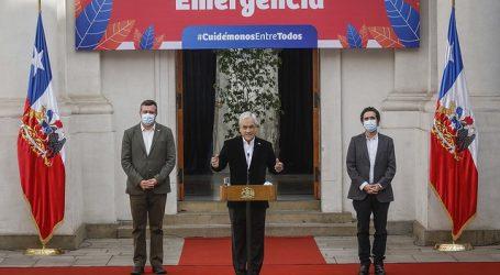 Presidente Piñera dio inicio a pago de Ingreso Familiar de Emergencia