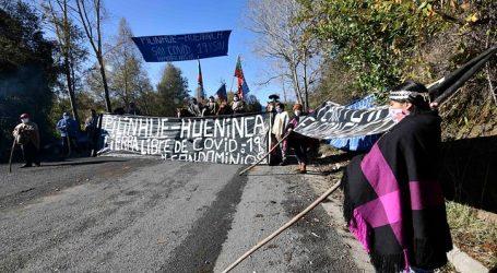 Comunidades mapuches establecen barreras sanitarias autónomas