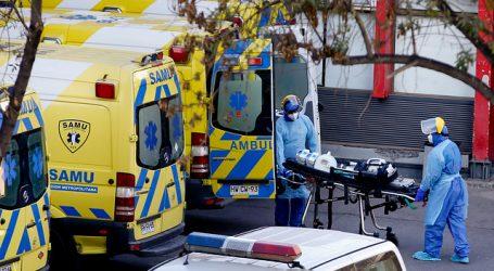 Chile superó los 90 mil casos de COVID-19 y registró nuevo récord de fallecidos