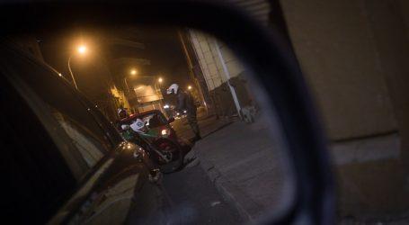 Carabineros de Valparaíso realiza rondas preventivas antes del toque de queda
