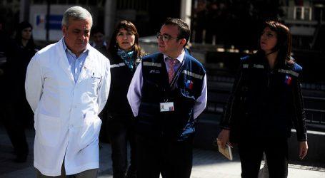 Jaime Jamett reemplazará temporalmente al seremi de Salud de Valparaíso